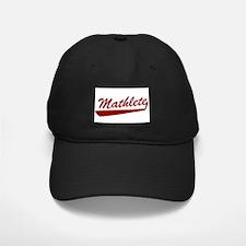 Mathlete Baseball Hat
