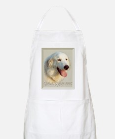 Great Pyrenees Stacey BBQ Apron