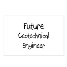 Future Geotechnical Engineer Postcards (Package of