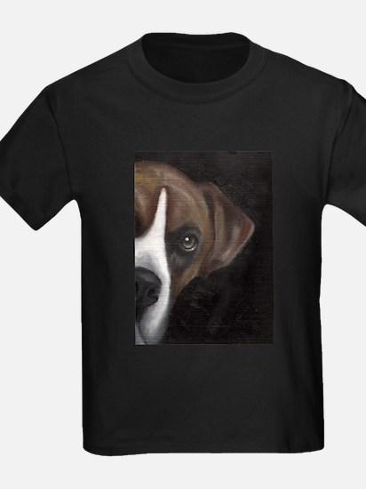 Boxer Face T-Shirt