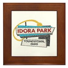 Idora SIGN #1 Framed Tile