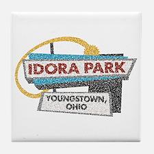 Idora SIGN #1 Tile Coaster