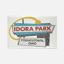 Idora Park Sign Rectangle Magnet
