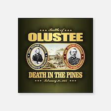 "Olustee (FH2) Square Sticker 3"" x 3"""