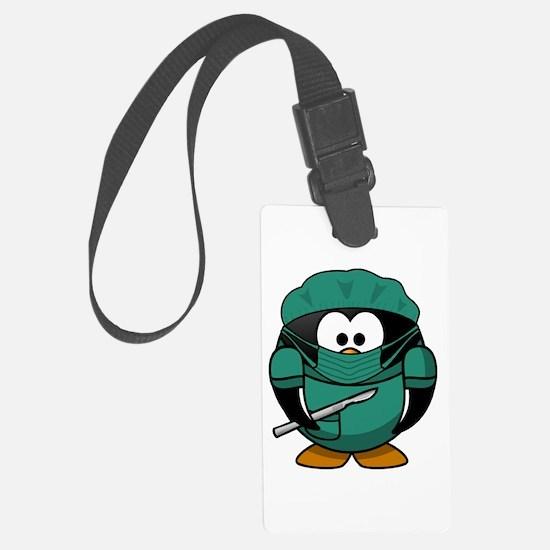 Surgeon Luggage Tag
