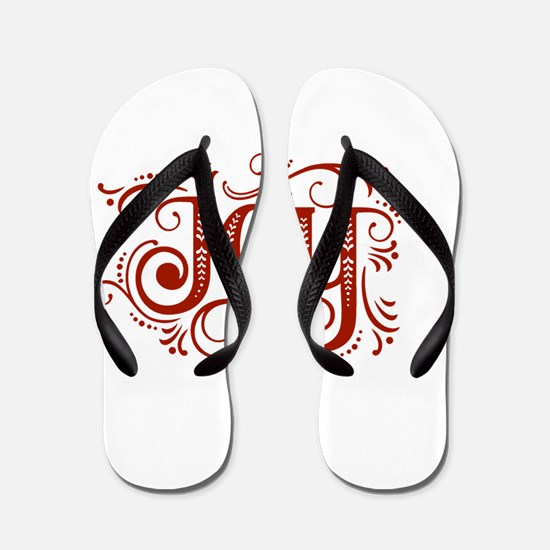 jOY [ornate] Flip Flops