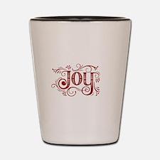 jOY [ornate] Shot Glass