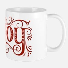 jOY [ornate] Mugs