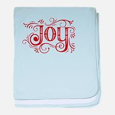 jOY [ornate] baby blanket
