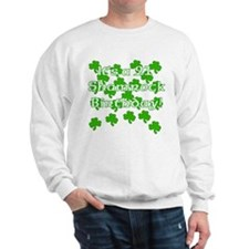 21 Shamrock Birthday Sweatshirt