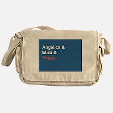 Schuyler Sisters Messenger Bag