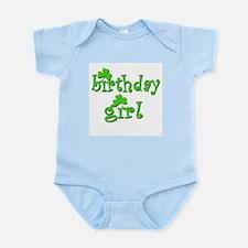 Irish Birthday Girl Infant Bodysuit