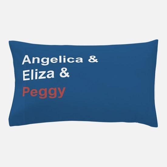 Schuyler Sisters Pillow Case