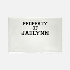 Property of JAELYNN Magnets