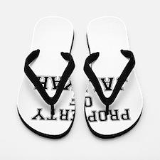 Property of JALIYAH Flip Flops