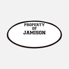 Property of JAMISON Patch