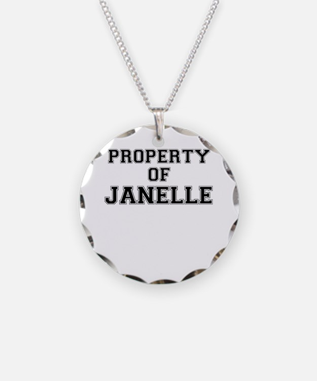 Property of JANELLE Necklace