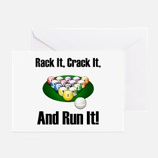 Rack It, Crack It Greeting Cards (Pk of 10)