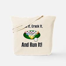Rack It, Crack It Tote Bag