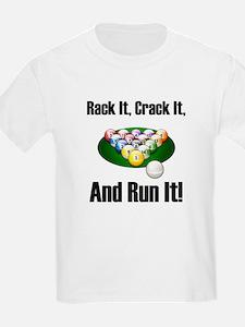 Rack It, Crack It T-Shirt