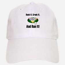 Rack It, Crack It Baseball Baseball Cap