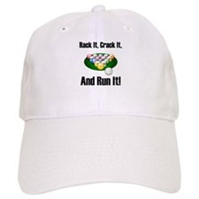 Rack It, Crack It Baseball Cap