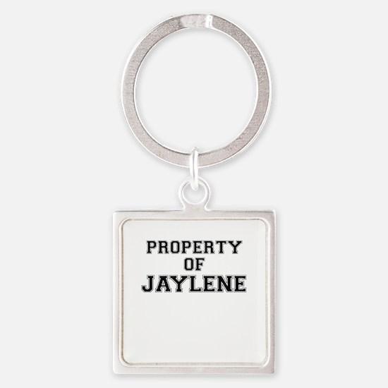 Property of JAYLENE Keychains