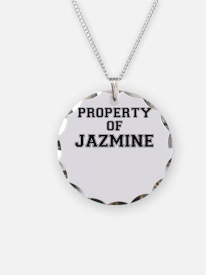 Property of JAZMINE Necklace