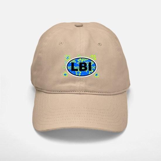 LBI OVAL - NEW Baseball Baseball Cap