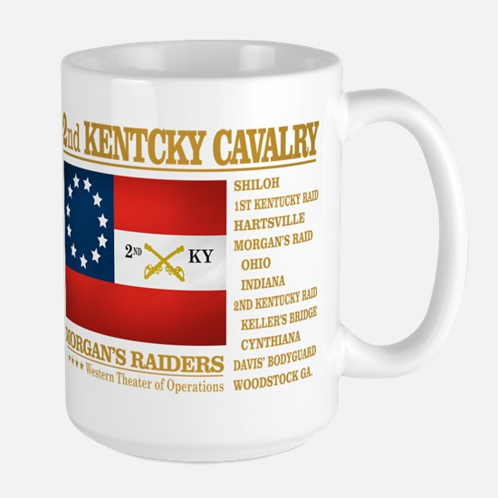 2nd Kentucky Cavalry Mugs