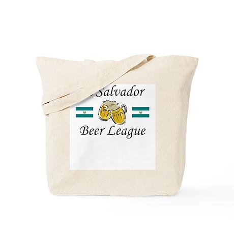 El Salvador Beer League Tote Bag