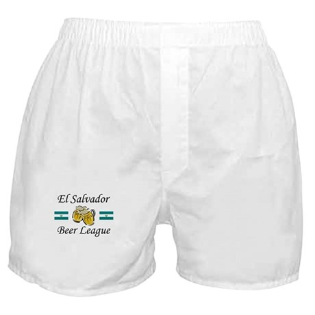 El Salvador Beer League Boxer Shorts