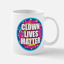 Clown Lives Matter Mugs