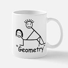 """Geometry"" Mug"
