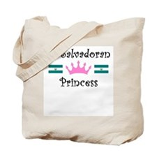 El Salvadoran Princess Tote Bag