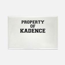 Property of KADENCE Magnets