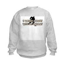 Anaheim Hockey Mommy Sweatshirt