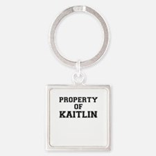 Property of KAITLIN Keychains