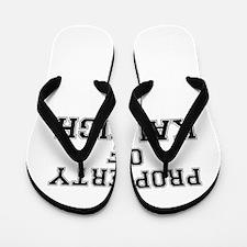 Property of KALEIGH Flip Flops