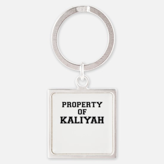 Property of KALIYAH Keychains
