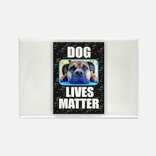 Dog Lives Matter Magnets