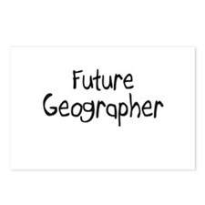 Future Geographer Postcards (Package of 8)