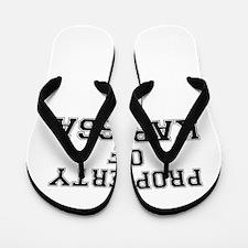 Property of KARISSA Flip Flops