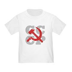 Vintage CCCP Toddler T-Shirt
