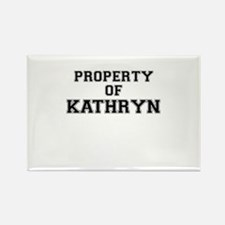 Property of KATHRYN Magnets