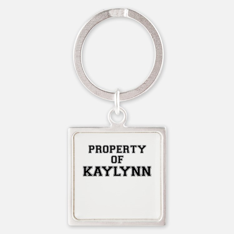 Property of KAYLYNN Keychains