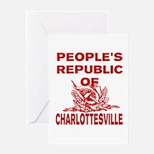 Charlottesville Greeting Card