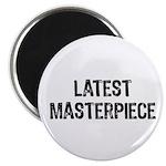 latest masterpiece magnet