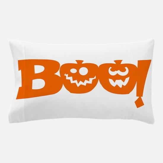 BOO [pumpkins] Pillow Case