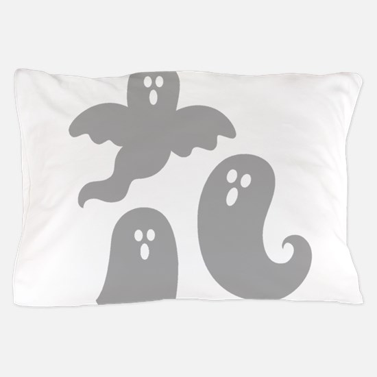 GHOST TRIO Pillow Case